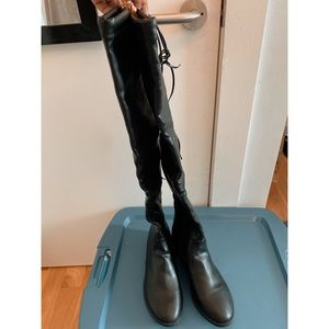 Charlotte Russe Shoes - Thigh High Boots